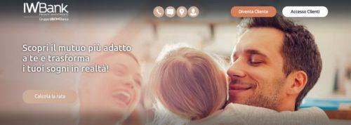 immagine sito ufficiale mutui iwbank