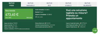rata mutuo tasso fisso banco di sardegna ottobre 2019