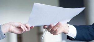 esempio consegna documenti sublocazione immobile