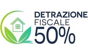 detrazioni fiscali 50 per cento