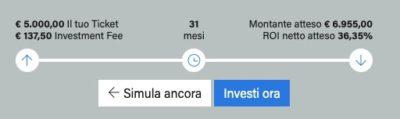 esempio concrete investing